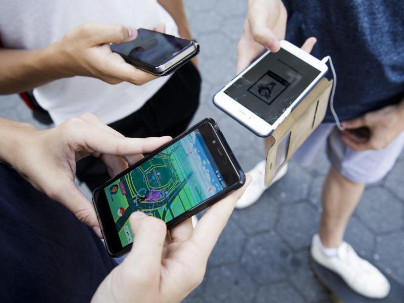 Bild zu «Pokémon Go»-Spieler