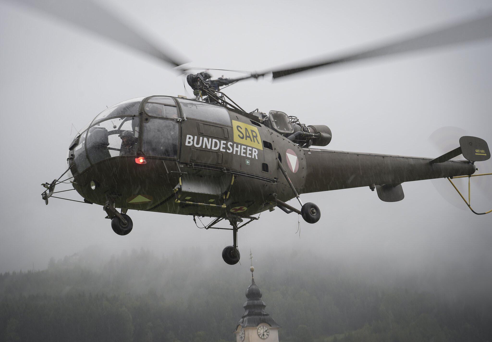 Bild zu Unwetter in der Steiermark