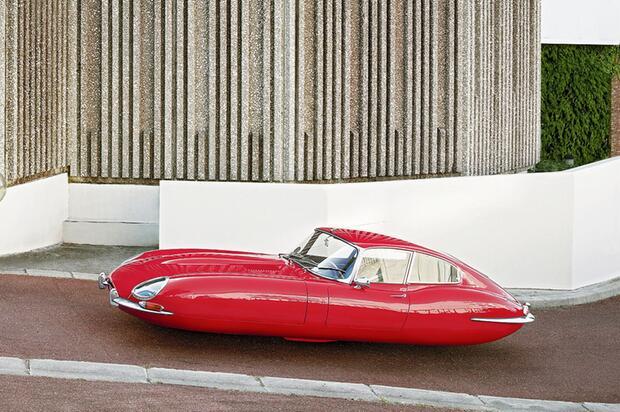 Bild zu Jaguar E-Type