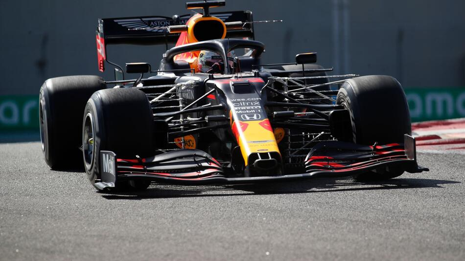 Vor dem Grand Prix von Abu Dhabi