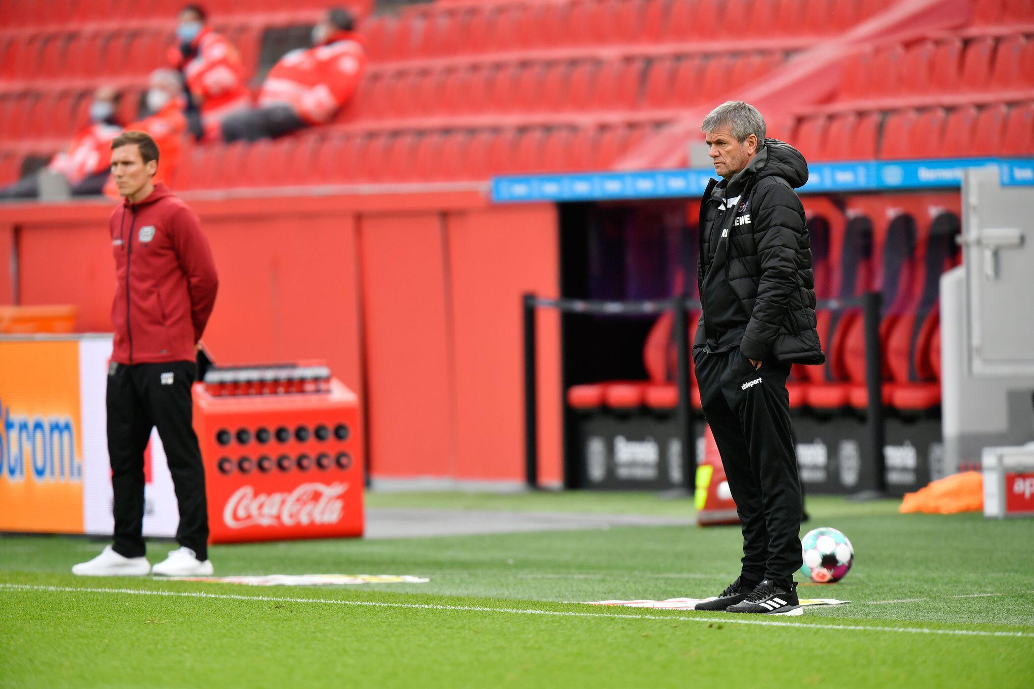 Bild zu Bayer Leverkusen - 1. FC Köln
