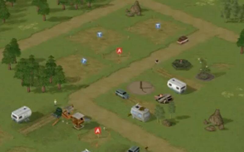 "Bild zu ""Campingplatz-Simulator 2010"""