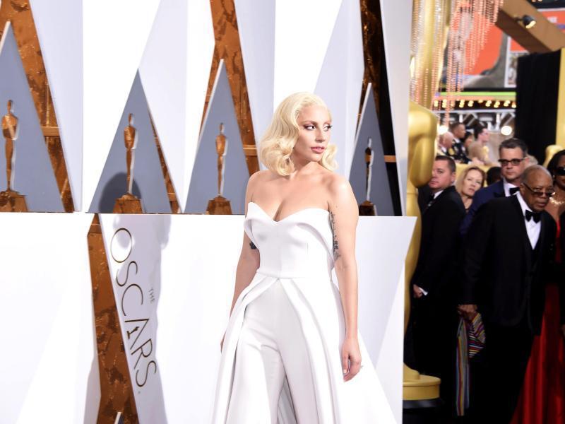 Bild zu Oscars - Lady Gaga