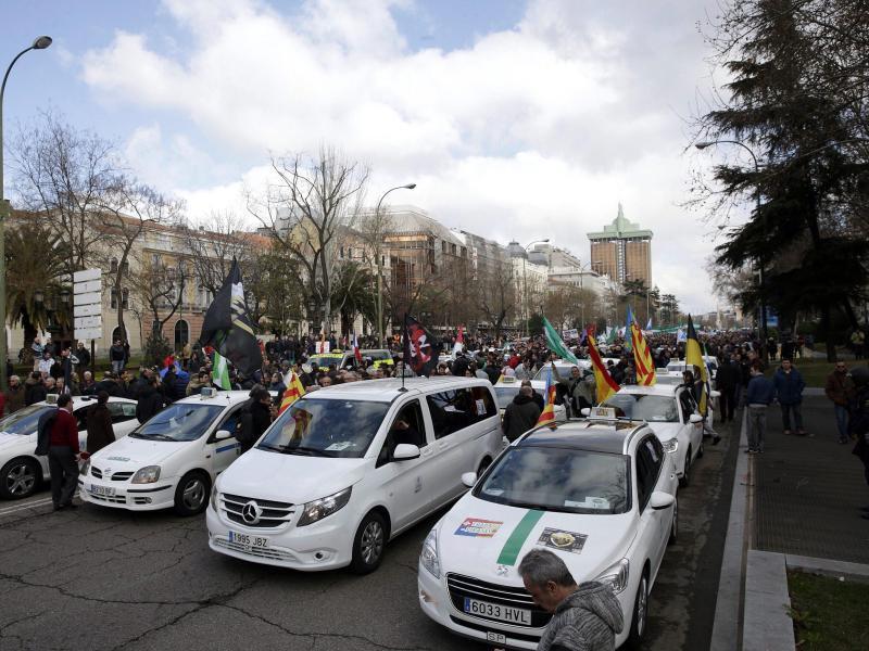 Bild zu Madrid
