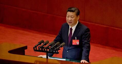 Parteikongress der Kommunisten in China