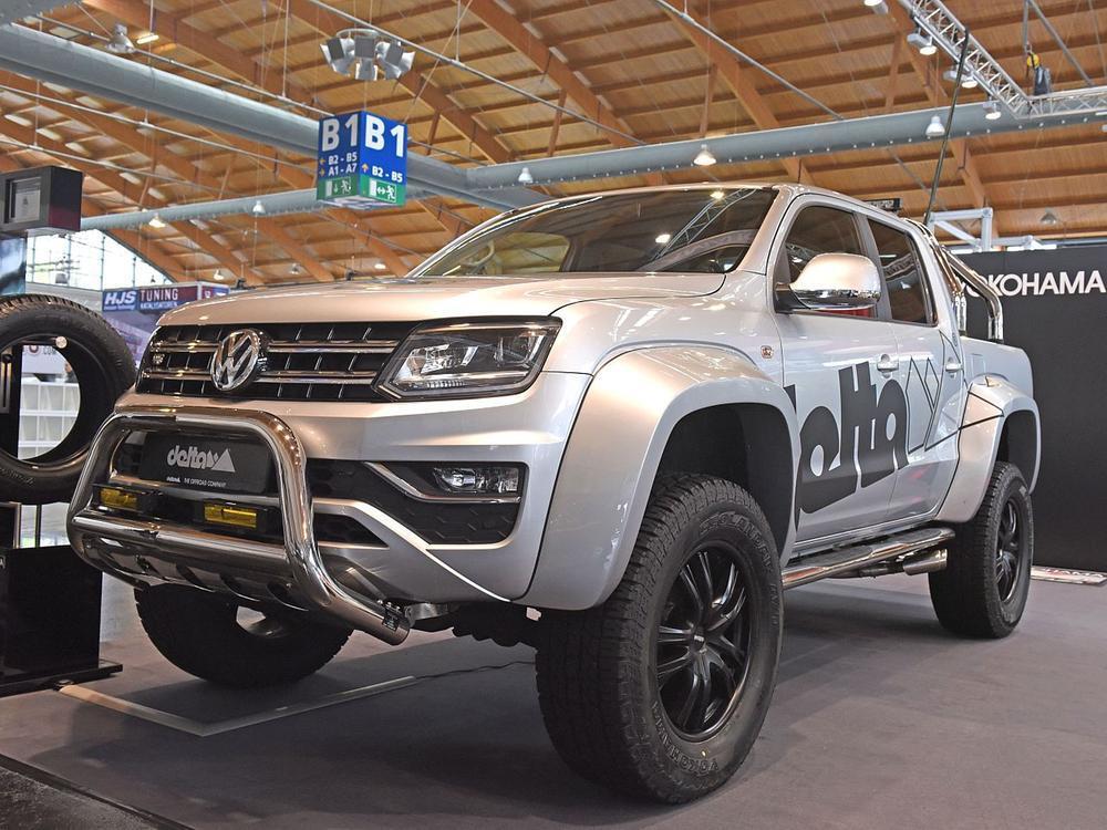 Bild zu VW Amarok Geolander