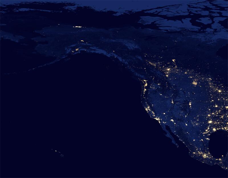 Bild zu Westküste Nordamerikas