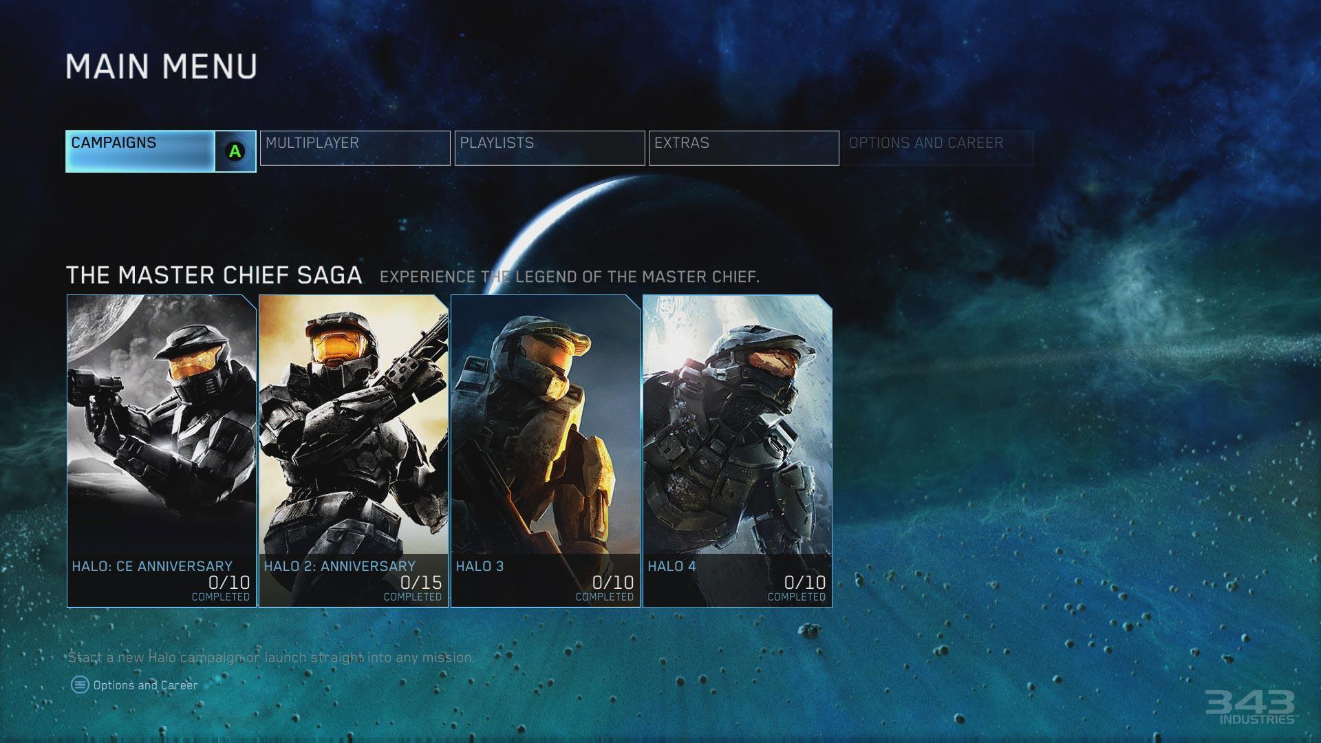 Bild zu Halo - The Master Chief Collection