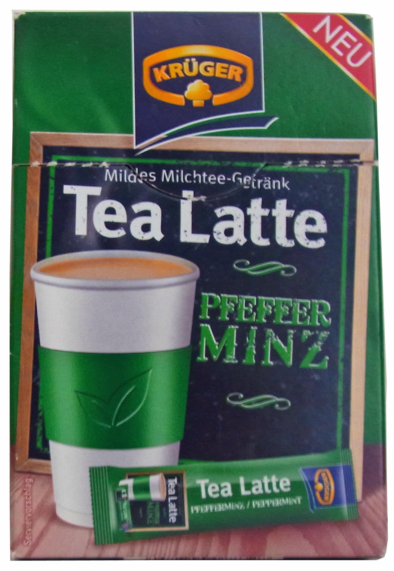 Bild zu Tea Latte