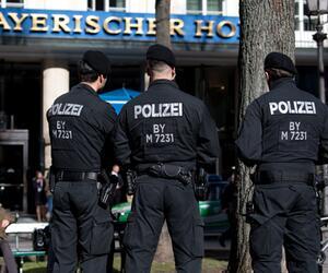 Münchner Sicherheitskonferenz, Polizei, Bayerischer Hof