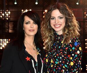 Nena und ihre Tochter Larissa