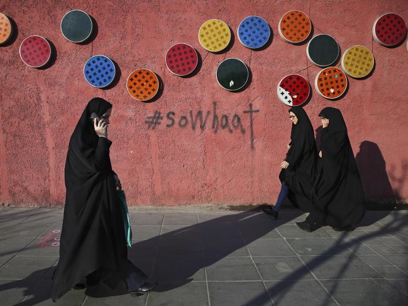 Bild zu Alltag im Iran