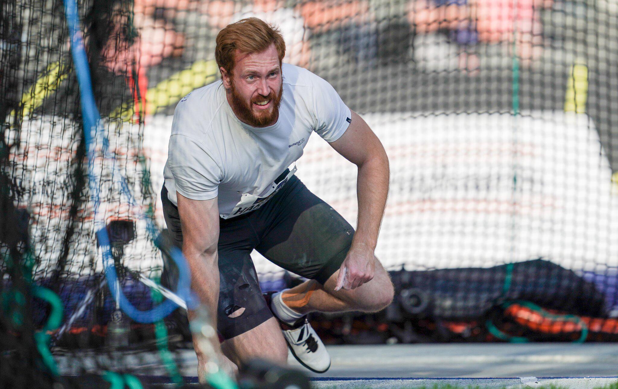 Bild zu Leichtathletik - DM