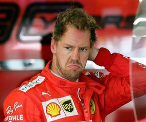 Vettel muss Formel-1-Rennsperre fürchten