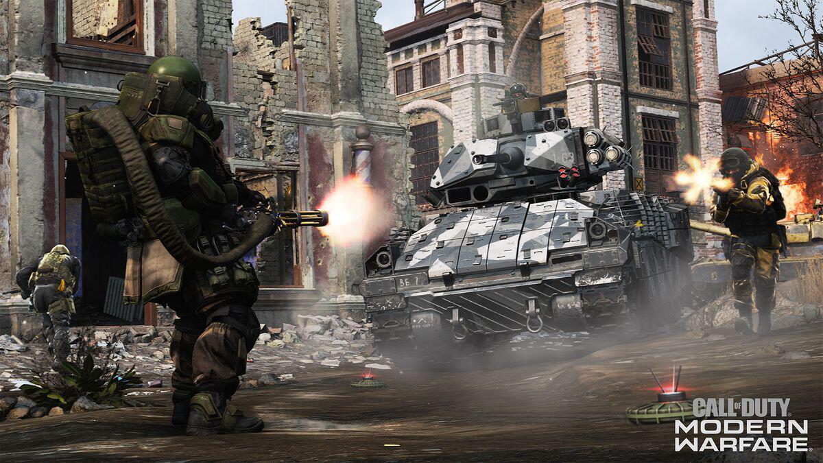 Bild zu Call of Duty, Modern Warfare, Shooter, Action, Activision, Action, Pflicht, PC, PS4, Xbox One
