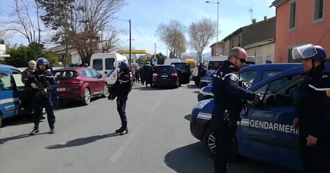 Geiselnahme bei Carcassonne