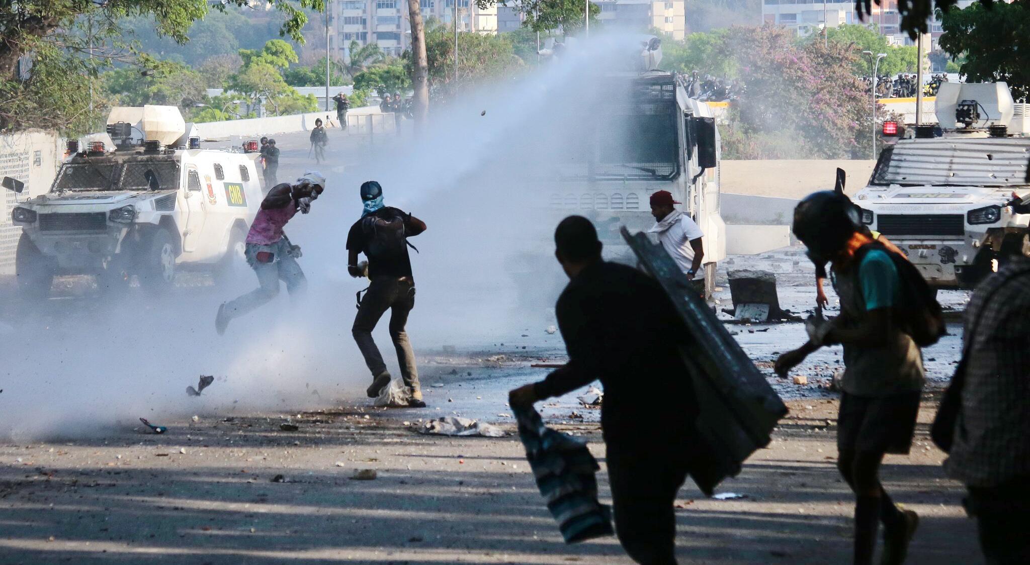 Bild zu Crisis in Venezuela