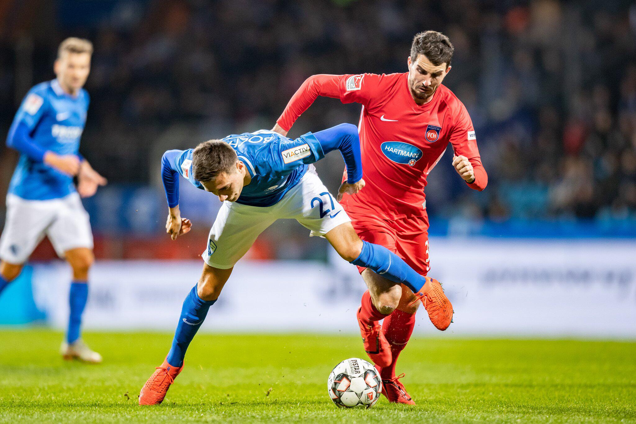 Bild zu VfL Bochum - 1st FC Heidenheim