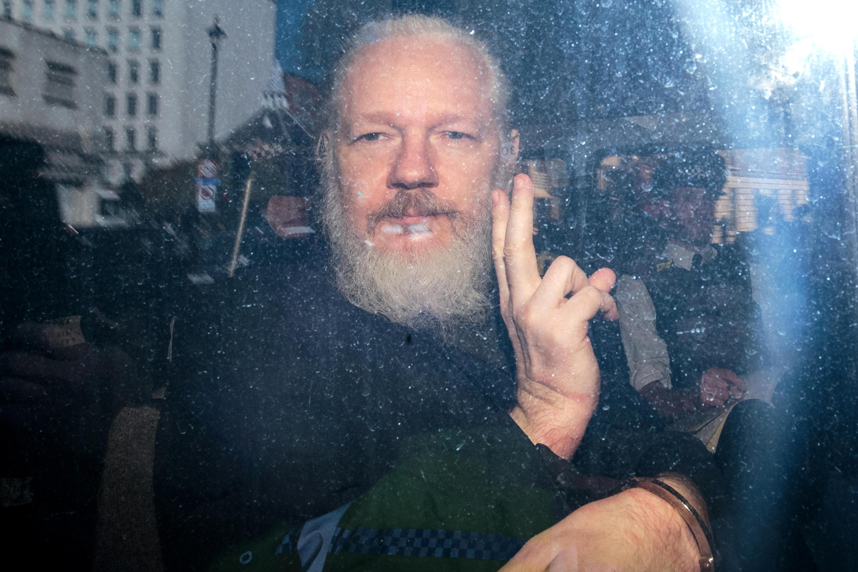 Bild zu Schwedische Staatsanwaltschaft stellt Untersuchung gegen Assange