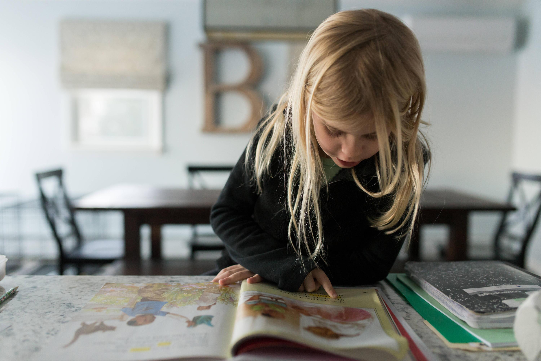 Bild zu Lesen lernen
