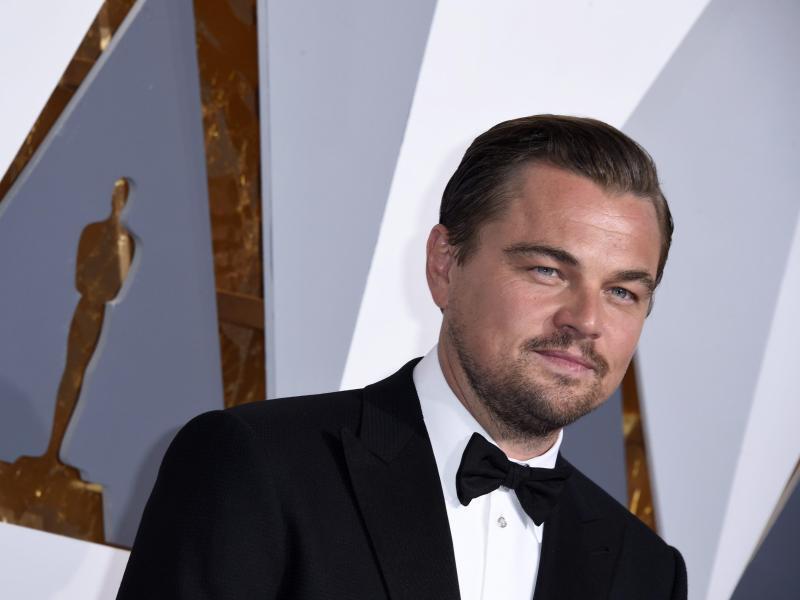 Bild zu Oscars - Leonardo DiCaprio