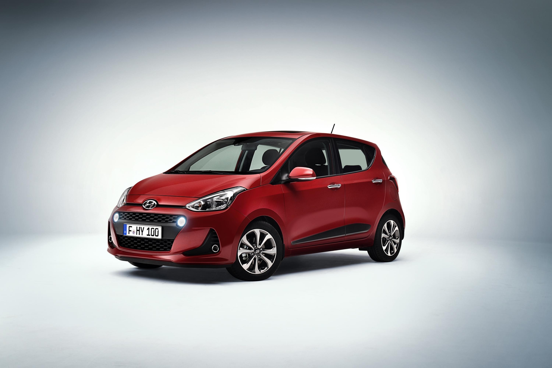 Bild zu Platz 6: Hyundai i10