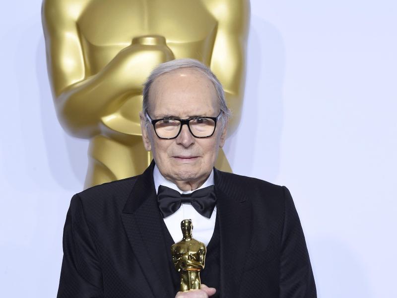 Bild zu Oscars - Ennio Morricone