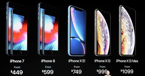 Apple präsentiert Neuheiten