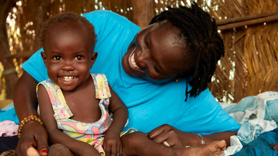 Unicef, Adut, Südsudan