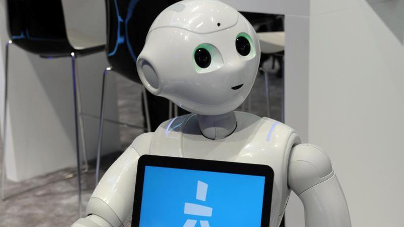 Roboter «Pepper»