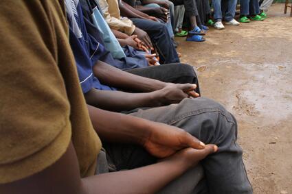 Bild zu Kindersoldaten, Kongo