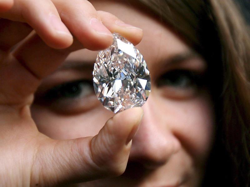 Bild zu Diamant