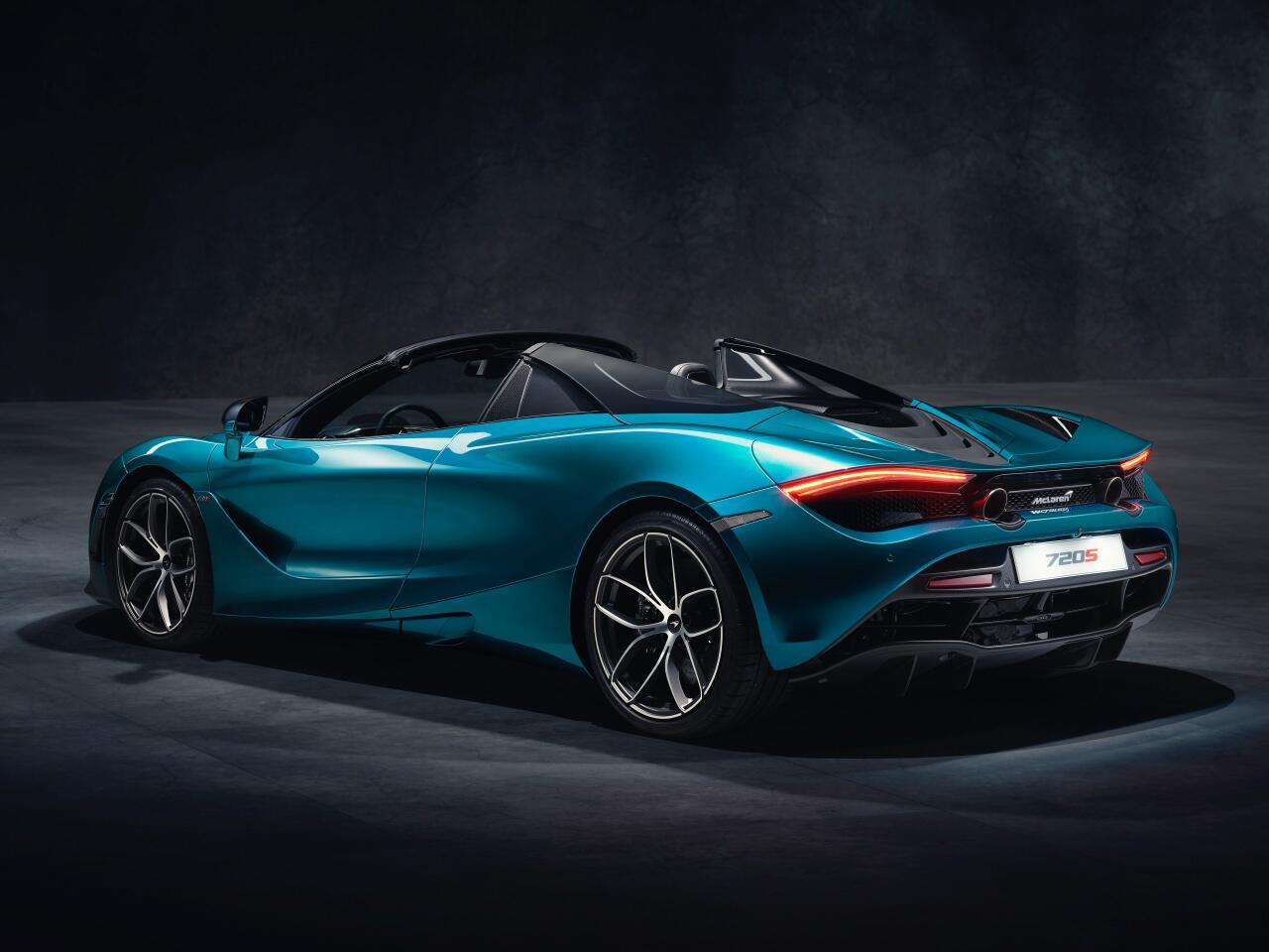 Bild zu McLaren steht auf Pirelli