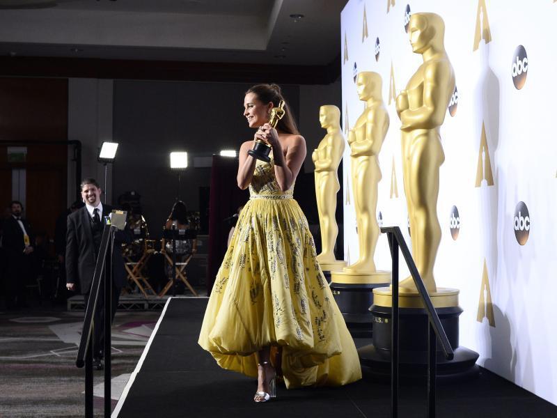 Bild zu Oscars - Alicia Vikander