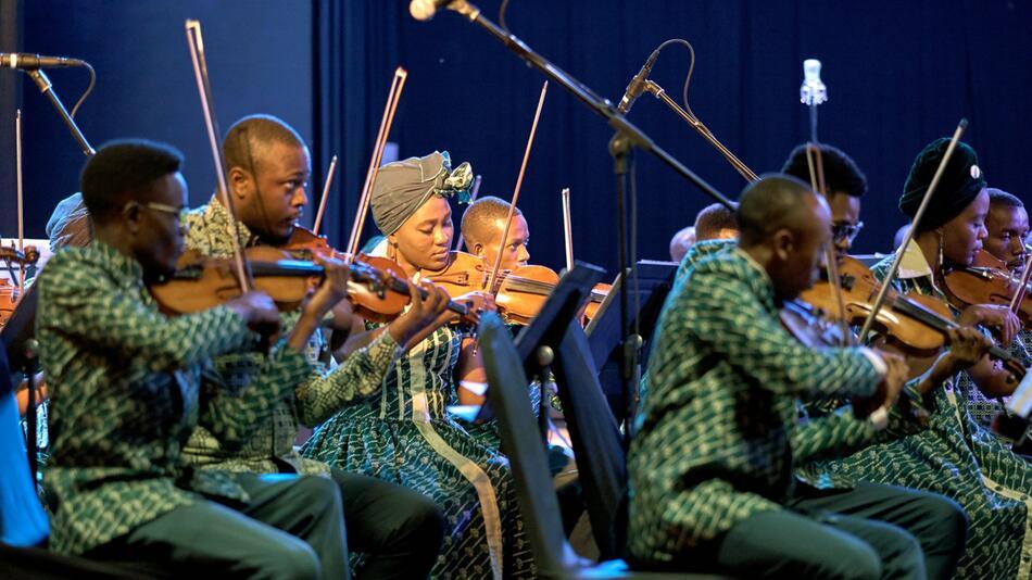 Einziges Symphonie-Orchester Zentralafrikas