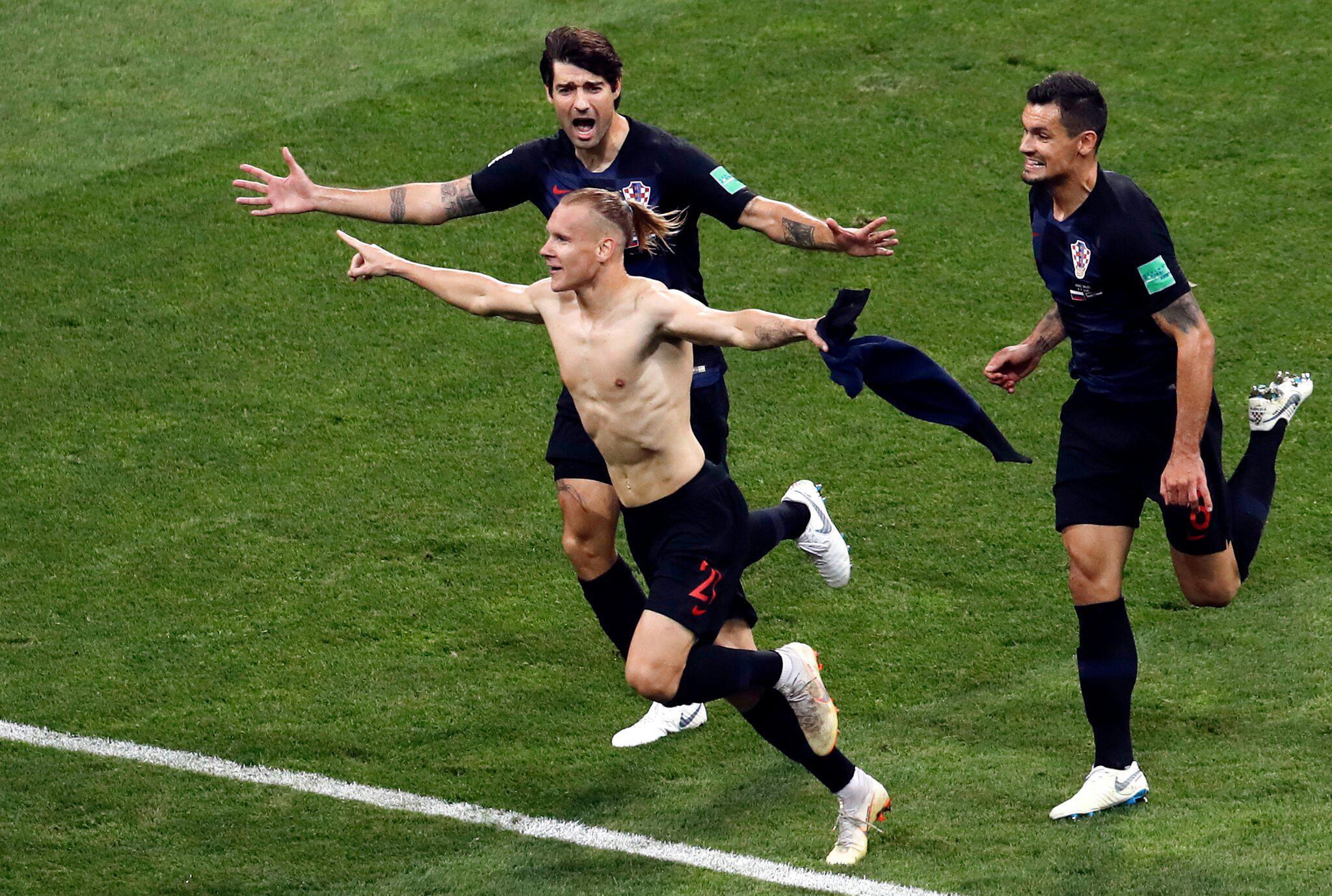Bild zu WM 2018 - Russland - Kroatien
