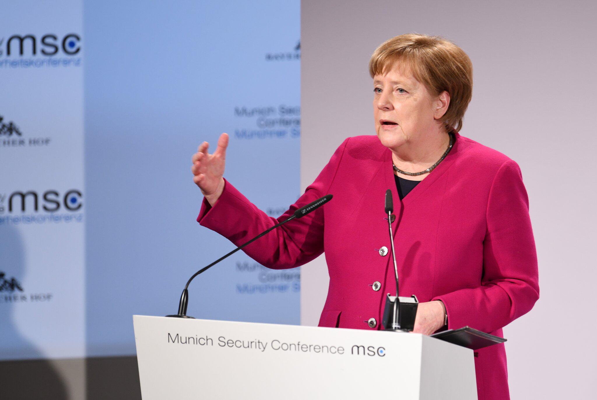 Bild zu 55. Münchner Sicherheitskonferenz