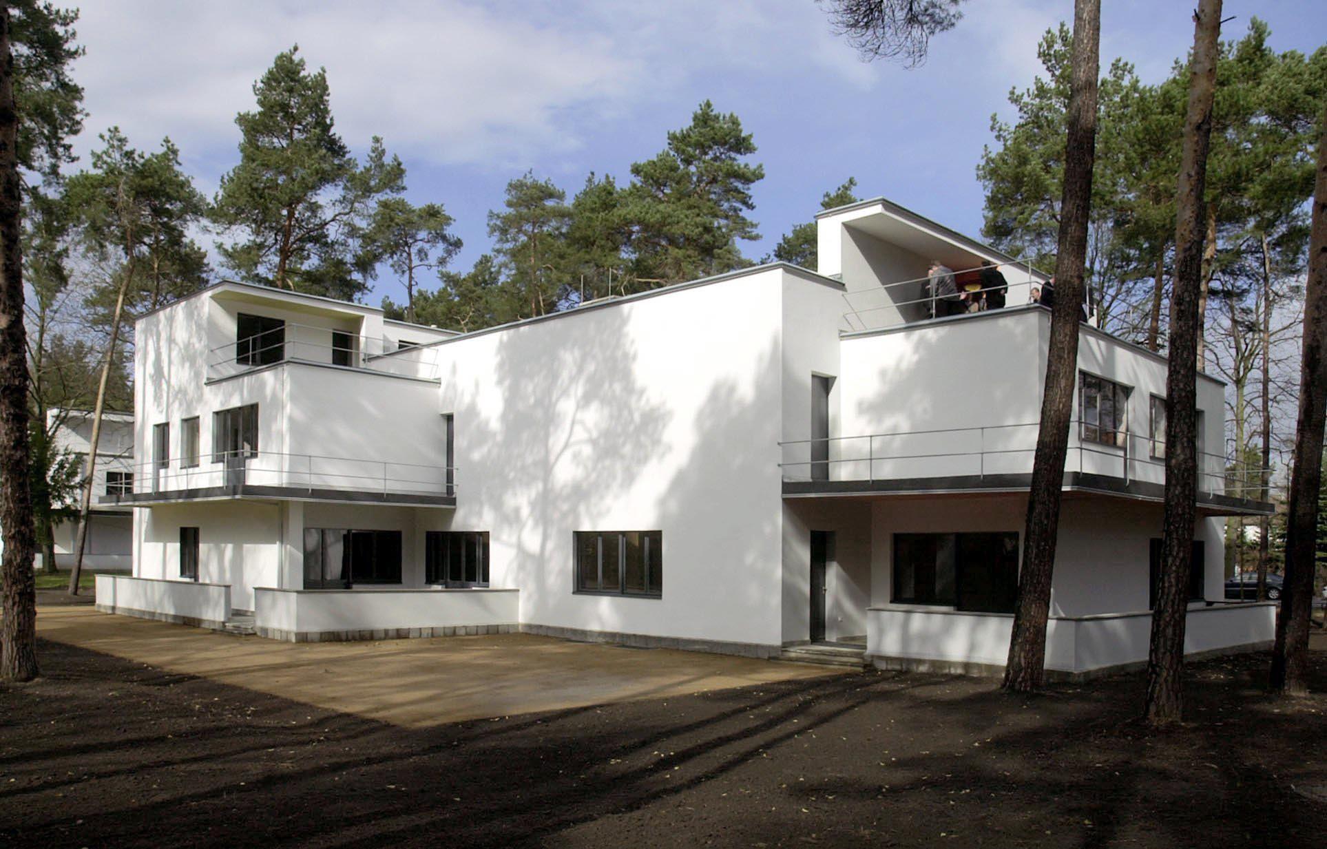 Bild zu Bauhaus-Architektur