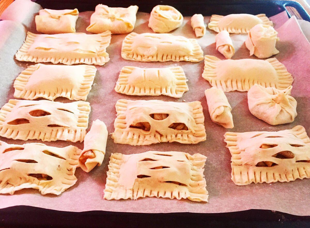 Bild zu blätterteig, rezepte, essen, gerichte, ideen, süß, salzig, herzhaft, ofen, küche, backen, lecker