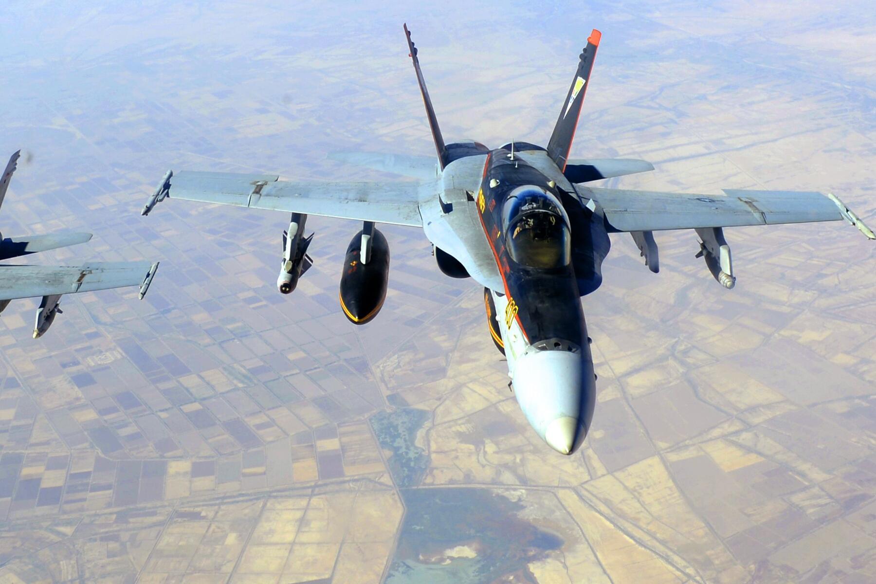 Bild zu US Navy Fighter