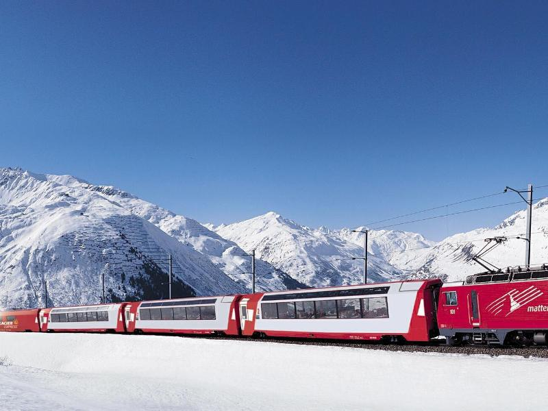 Bild zu Glacier Express