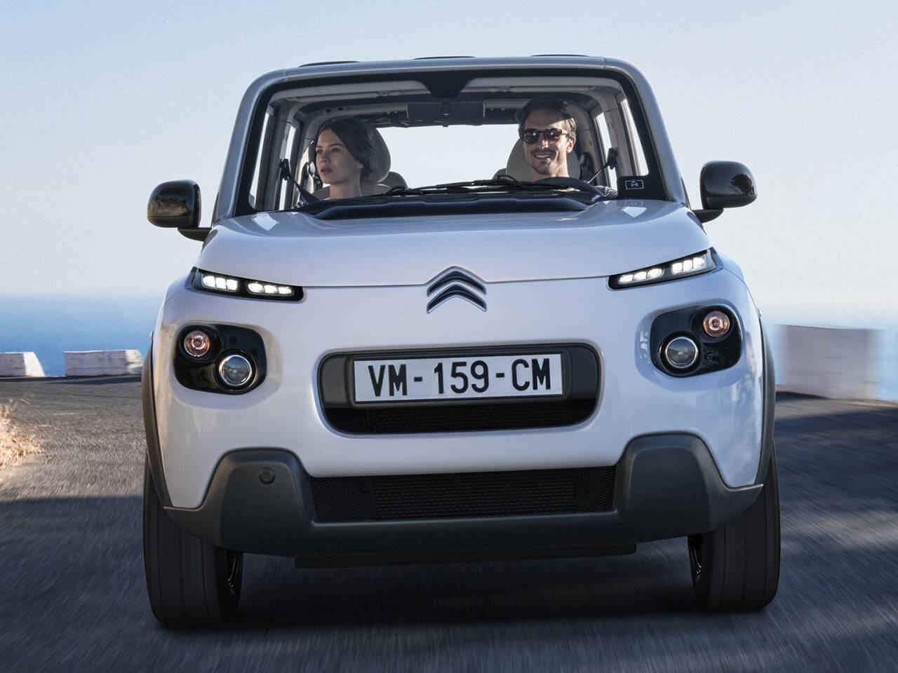 Bild zu Citroën E-Mehari 2018