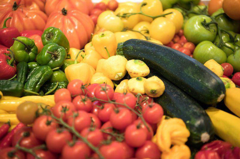 Bild zu Gemüse