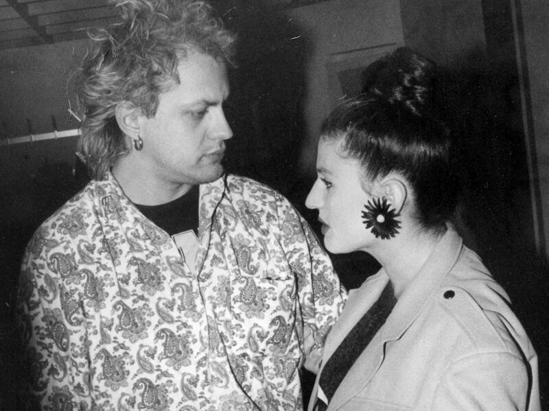 Bild zu Uwe und Natascha Ochsenknecht
