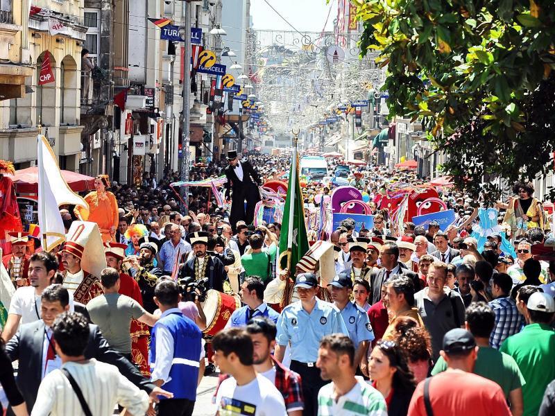 Bild zu Shopping in Istanbul