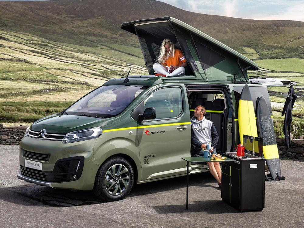 Bild zu Citroën SpaceTourer Rip Curl Concept