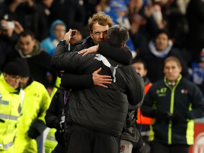 Bild zu Huddersfield Town - FC Liverpool