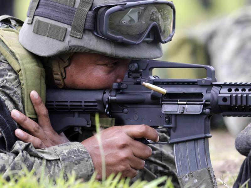 Bild zu Remington M4