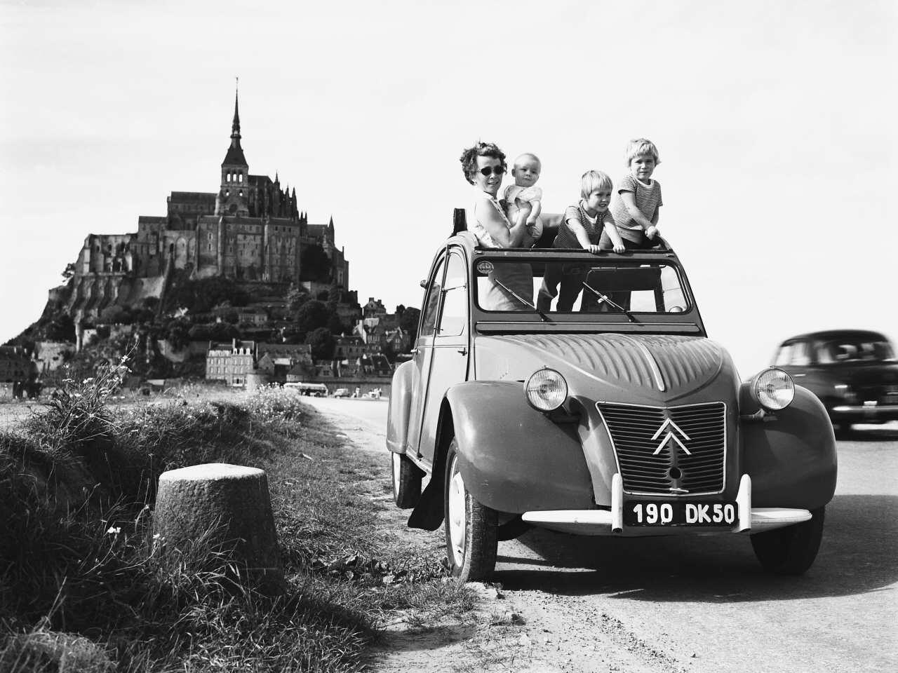 Bild zu Citroën 2CV