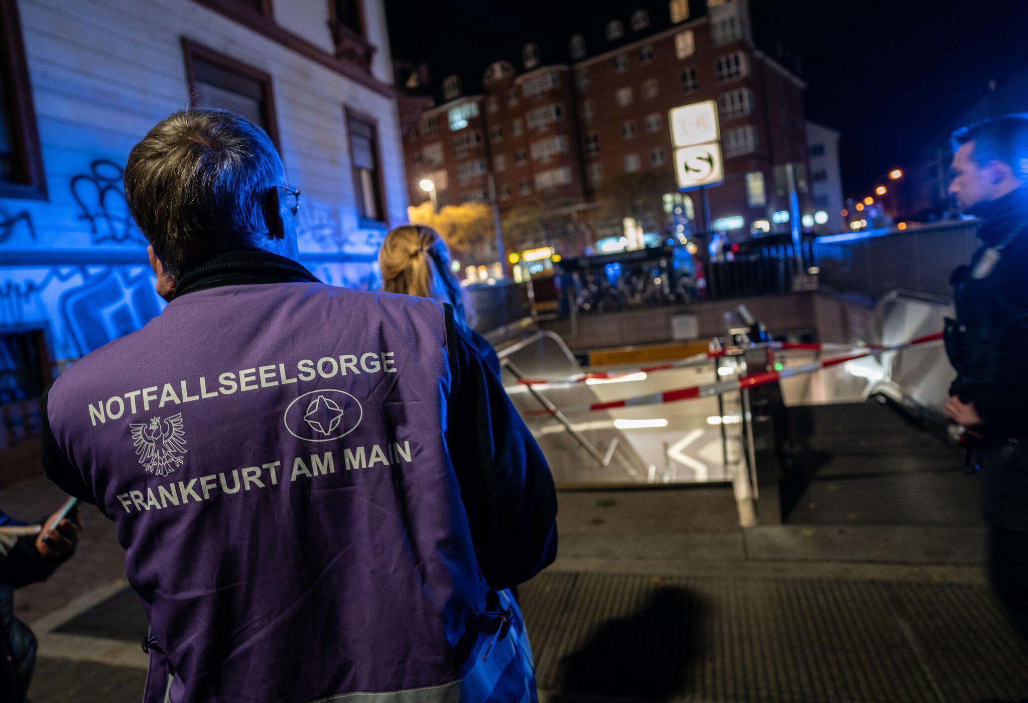 Bild zu Ein Toter im Frankfurter S-Bahntunnel